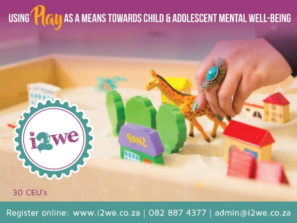 Using Play as a Means towards Child and Adolescent Mental Well-being