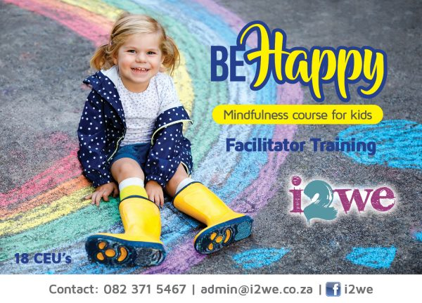 Be Happy: Facilitator Training for mindfulness groups with kids