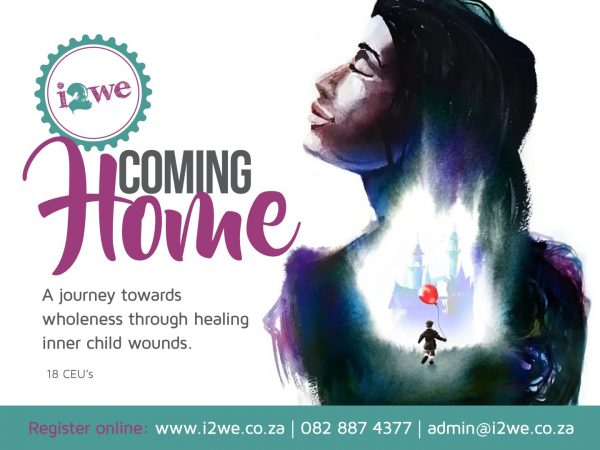 Coming home... A journey towards wholeness through healing inner child wounds.