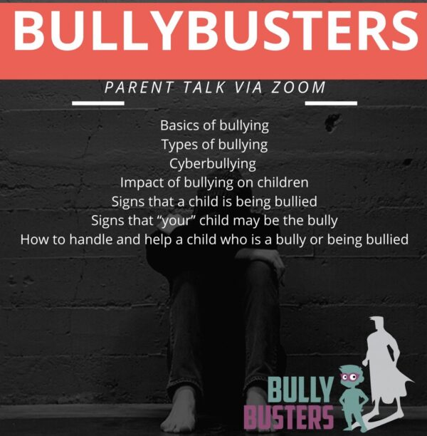 i2we Bully Busters Parent Talk